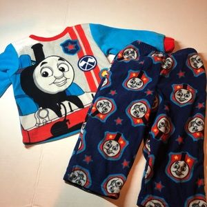 Toddler Pajamas 2T